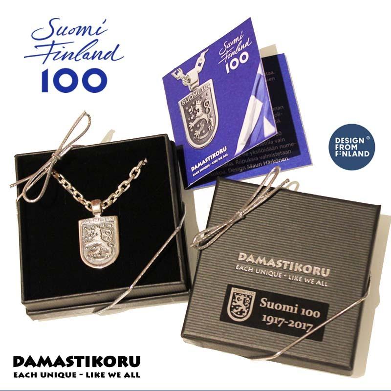 Suomi 100 Koru